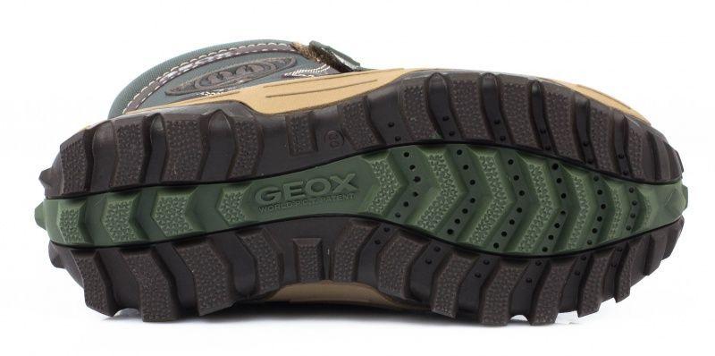 Geox Ботинки  модель XK4563 приобрести, 2017