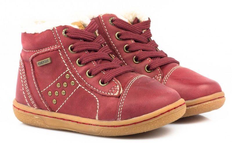 Geox Ботинки для девочек модель XK4598, фото, intertop