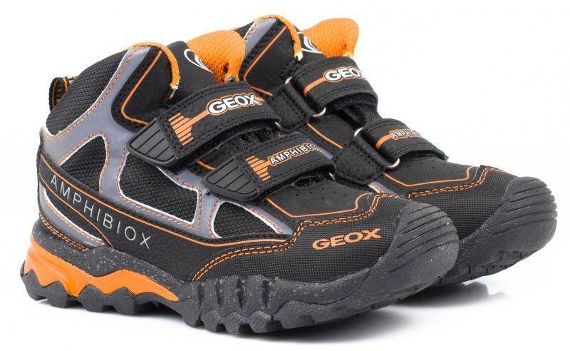 Geox Ботинки для мальчиков модель XK4599, фото, intertop