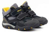 детская обувь Geox серого цвета, фото, intertop