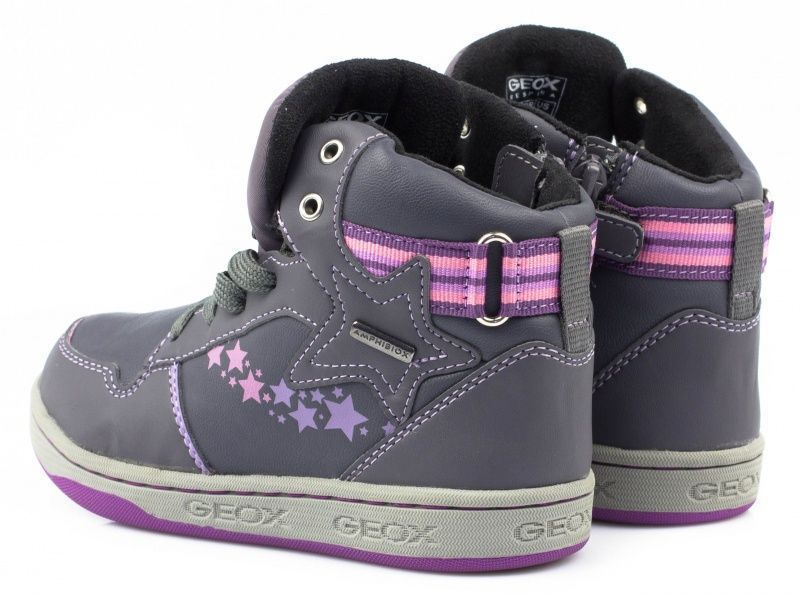 Geox Ботинки для девочек модель XK4607, фото, intertop