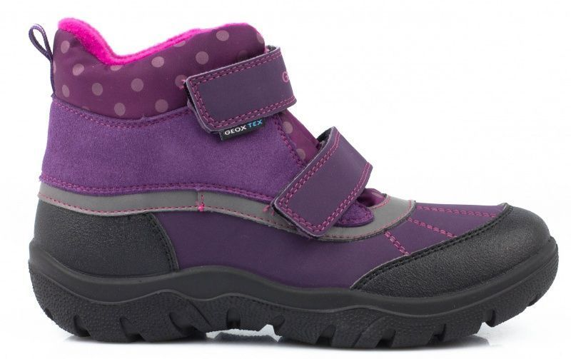 Geox Ботинки для девочек модель XK4622, фото, intertop