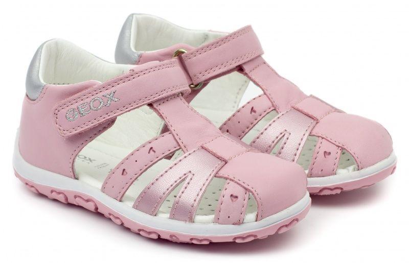 Купить Сандалии детские Geox XK4693, Розовый
