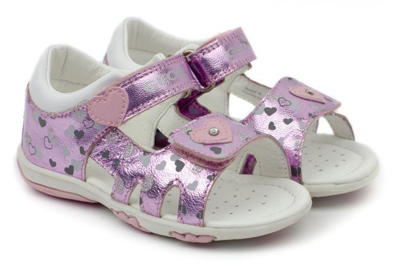 Купить Сандалии детские Geox XK4697, Розовый