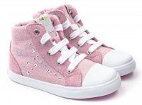 Розовые ботинки Для девочек, фото, intertop