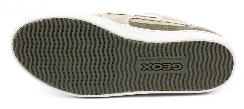Geox Мокасины  модель XK4710, фото, intertop