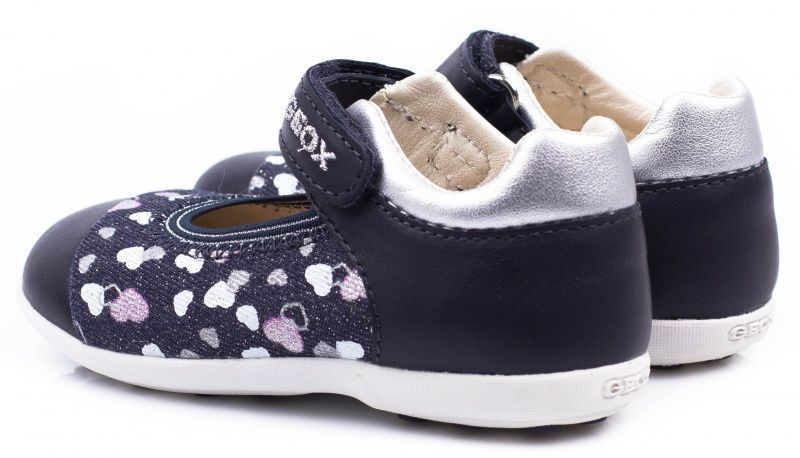 Балетки детские Geox XK4786 размеры обуви, 2017