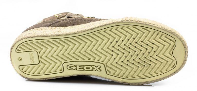 Geox Ботинки  модель XK4990, фото, intertop