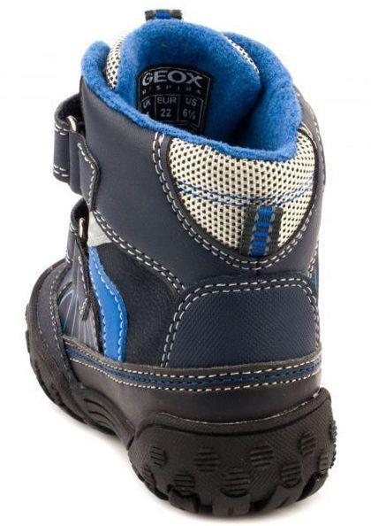 Черевики  дитячі Geox GULP BOY ABX B5402B-000BC-C4184 брендове взуття, 2017