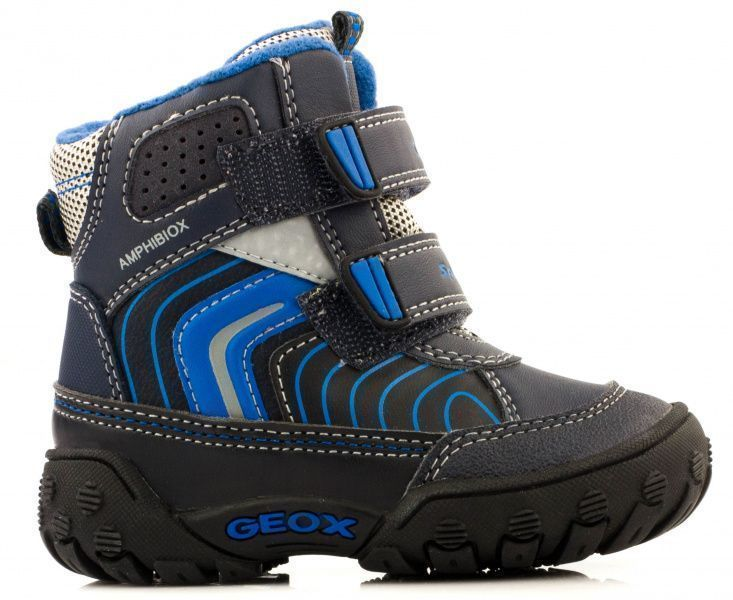 Купить Ботинки детские Geox GULP BOY ABX XK5010, Синий