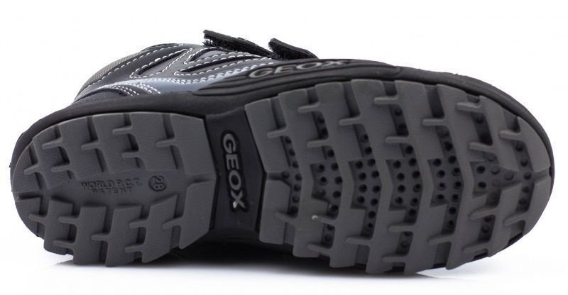 Ботинки детские Geox SAVAGE ABX XK5035 размерная сетка обуви, 2017