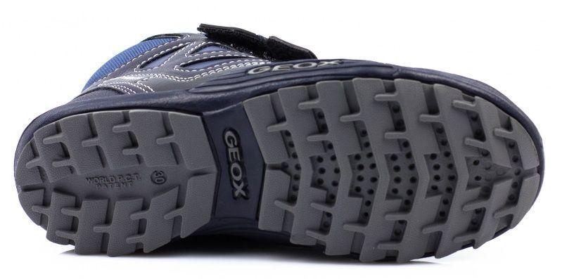 Ботинки для детей Geox SAVAGE ABX XK5036 примерка, 2017