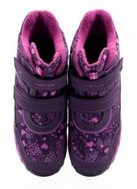 Черевики  дитячі Geox ALASKA GIRL ABX J5406J-0MN50-C8267 брендове взуття, 2017