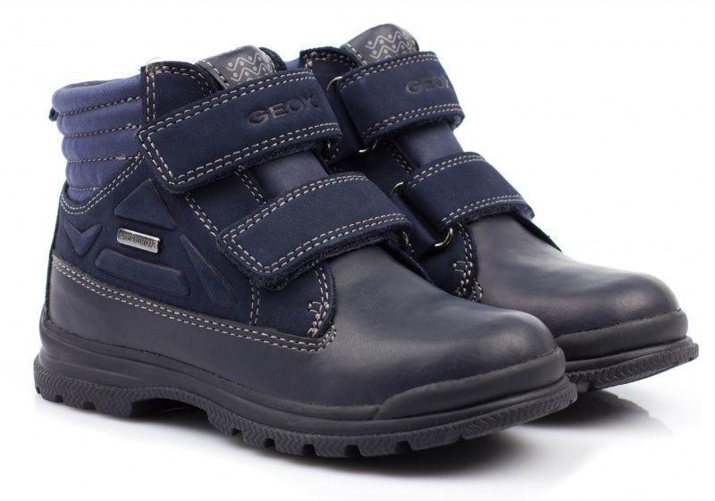 Ботинки для детей Geox WILLIAM ABX XK5057 размерная сетка обуви, 2017