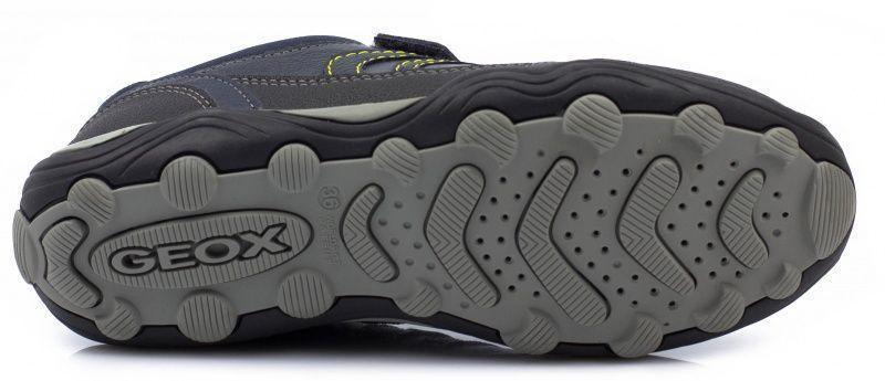 Полуботинки детские Geox CREAMY XK5119 размерная сетка обуви, 2017