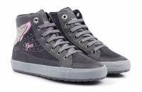 Черные кроссовки Для девочек, фото, intertop