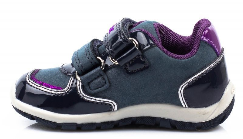 Geox Полуботинки  модель XK5130 размерная сетка обуви, 2017