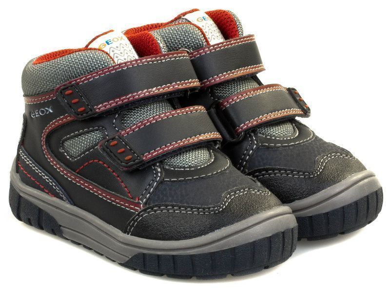 Ботинки для детей Geox OMAR BOY XK5135 размеры обуви, 2017