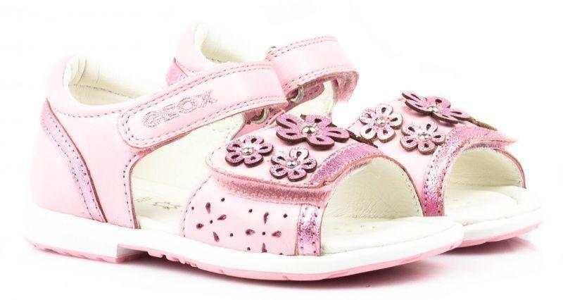 Купить Сандалии для детей Geox VERRED XK5159, Розовый