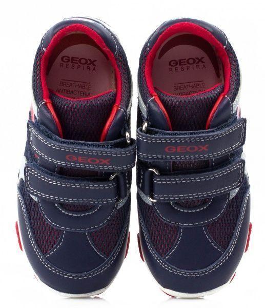 Кроссовки для детей Geox BALU XK5161 размерная сетка обуви, 2017