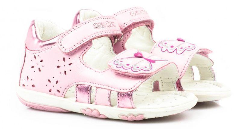 Купить Сандалии детские Geox NICELY XK5163, Розовый