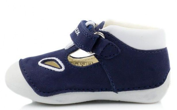 Geox Полуботинки  модель XK5164 размерная сетка обуви, 2017