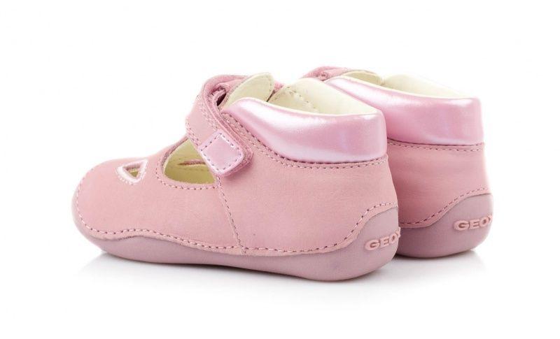 Полуботинки детские Geox TUTIM XK5165 размерная сетка обуви, 2017