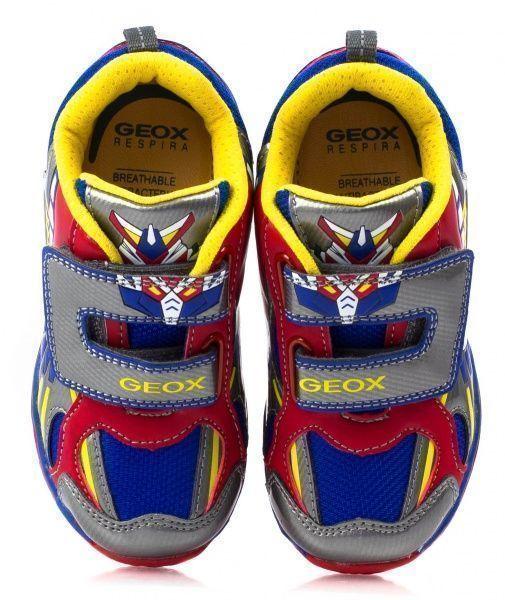 Кроссовки для детей Geox TODO XK5167 размерная сетка обуви, 2017