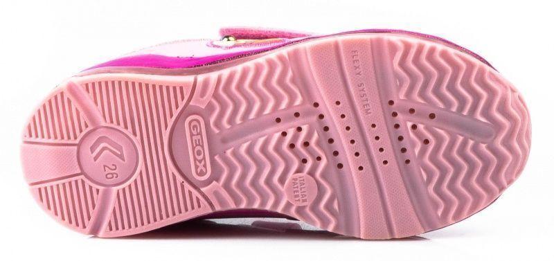 Полуботинки для детей Geox TODO XK5169 размерная сетка обуви, 2017