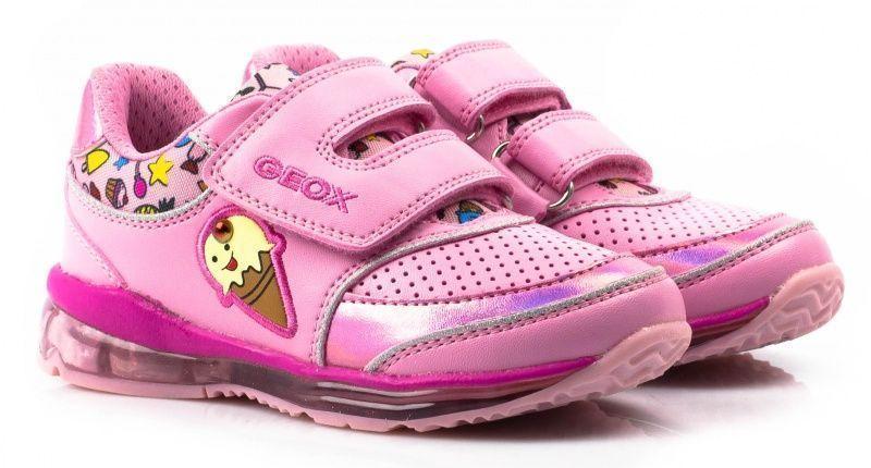 Купить Полуботинки для детей Geox TODO XK5169, Розовый