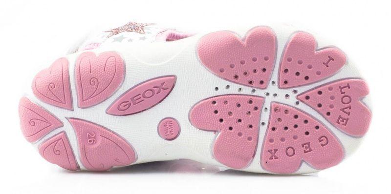 Сандалии для детей Geox CUORE XK5170 брендовая обувь, 2017