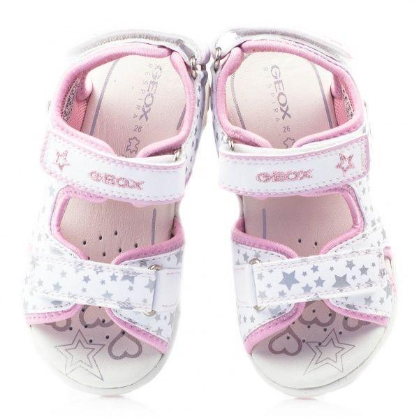 Сандалии для детей Geox CUORE XK5170 размерная сетка обуви, 2017