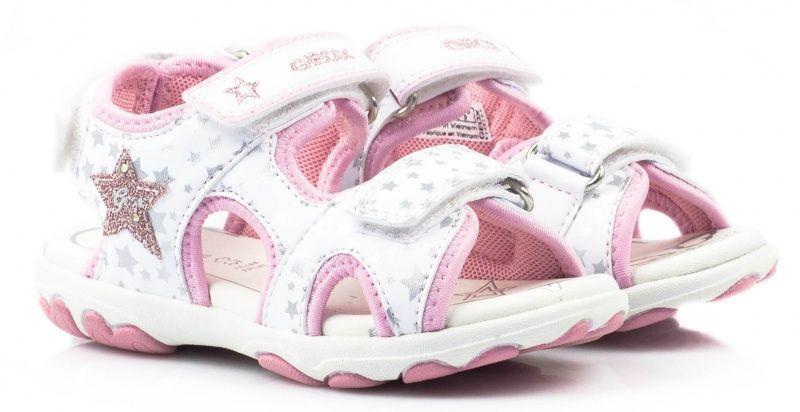 Купить Сандалии детские Geox CUORE XK5170, Розовый