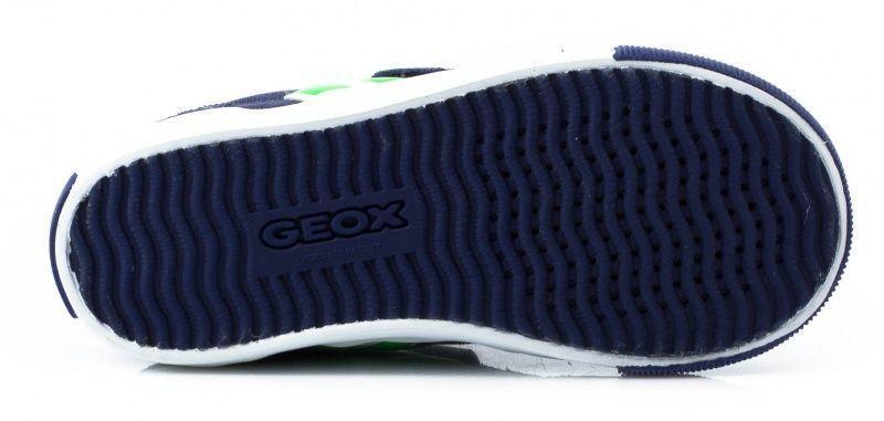 Полуботинки для детей Geox KIWI XK5171 размерная сетка обуви, 2017