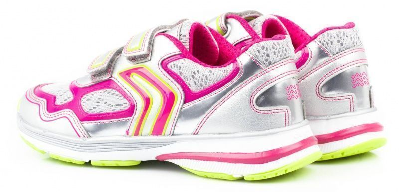 Кроссовки детские Geox TOP FLY XK5181 размерная сетка обуви, 2017