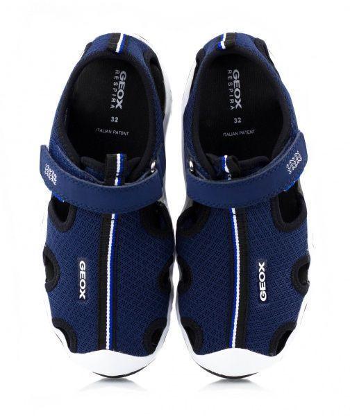 Сандалии для детей Geox WADER XK5183 размерная сетка обуви, 2017