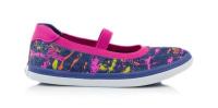 Балетки  для дітей Geox KIWIGIRL J52D5D-000SB-C4237 ціна взуття, 2017