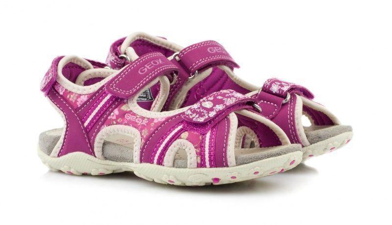 Купить Сандалии для детей Geox ROXANNE XK5189, Розовый