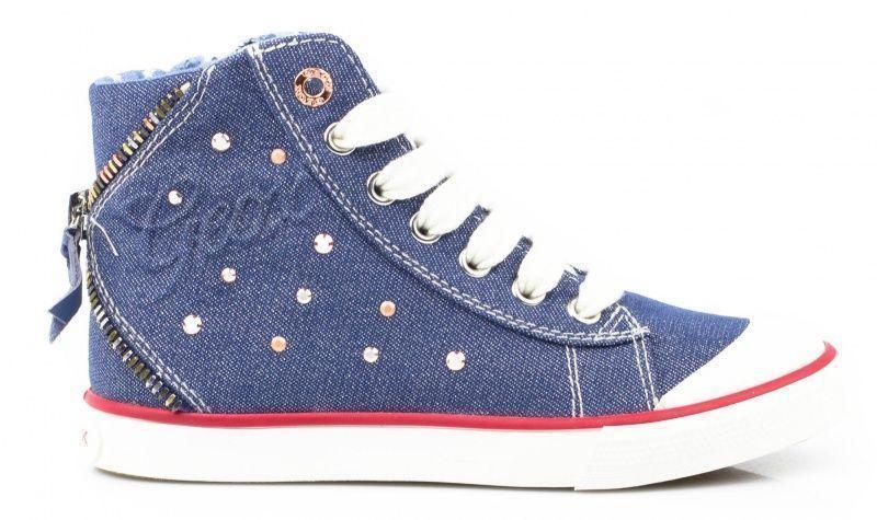 Ботинки детские Geox CIAK XK5194, Синий  - купить со скидкой