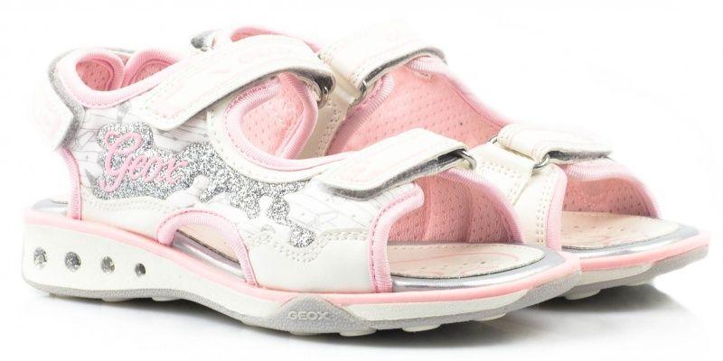Купить Сандалии для детей Geox SANDALJOCKER XK5209, Розовый