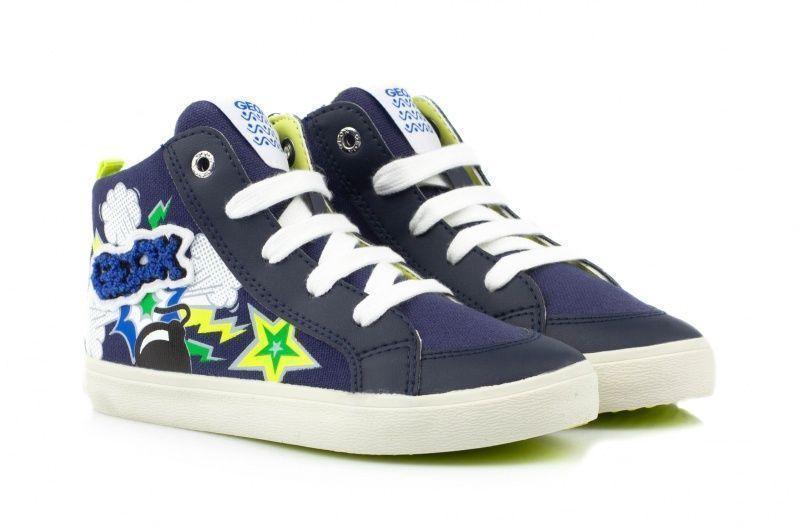 Купить Ботинки детские Geox KIWIBOY XK5213, Синий