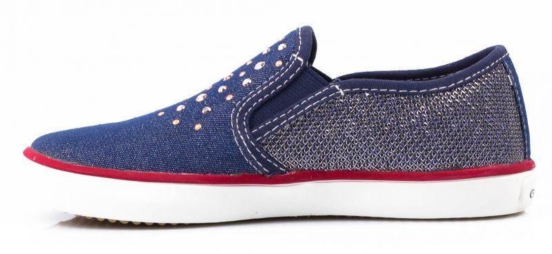 Geox Полуботинки  модель XK5215 размерная сетка обуви, 2017
