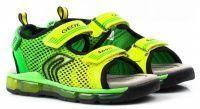 Зеленые сандалии Для мальчиков, фото, intertop