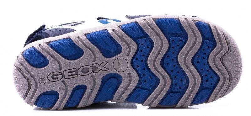 Сандалии для детей Geox PIANETA XK5227 размерная сетка обуви, 2017