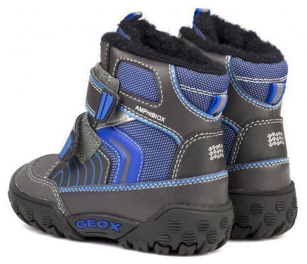 Geox Ботинки  модель XK5388 размеры обуви, 2017