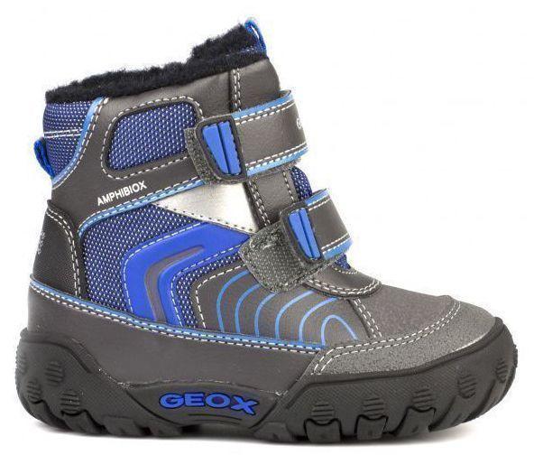 Купить Ботинки детские Geox B GULP B B. ABX B XK5388, Серый