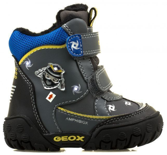 Купить Ботинки детские Geox B GULP B B. ABX A - DBK XK5390, Серый