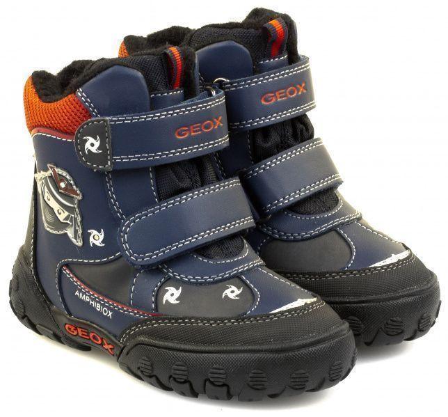 Ботинки детские Geox B GULP B B. ABX A - DBK XK5391 модная обувь, 2017