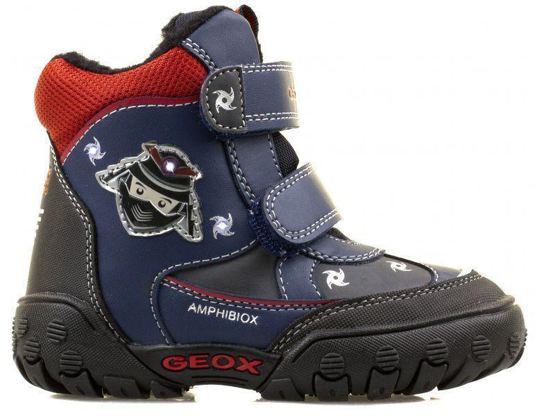 Купить Ботинки детские Geox B GULP B B. ABX A - DBK XK5391, Черный