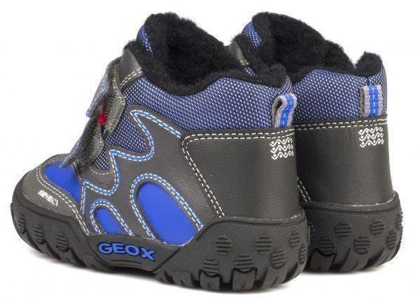 Ботинки для детей Geox B GULP B B. ABX B - DBK+NYLON XK5392 брендовая обувь, 2017